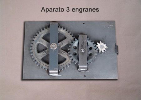 Aparato 3 Engranes
