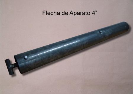 Flecha de Aparato 4''